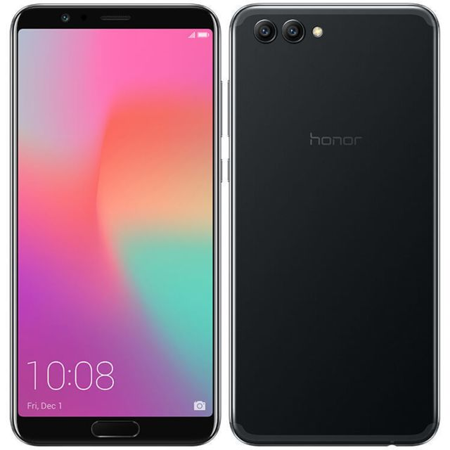HONOR - View 10 - Noir