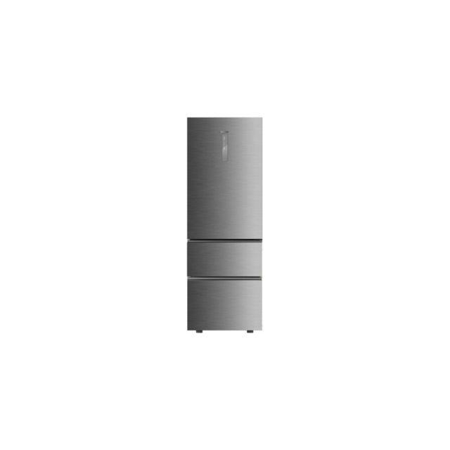 haier combin frigo cong lateur a 3 fe 737 cmj achat. Black Bedroom Furniture Sets. Home Design Ideas