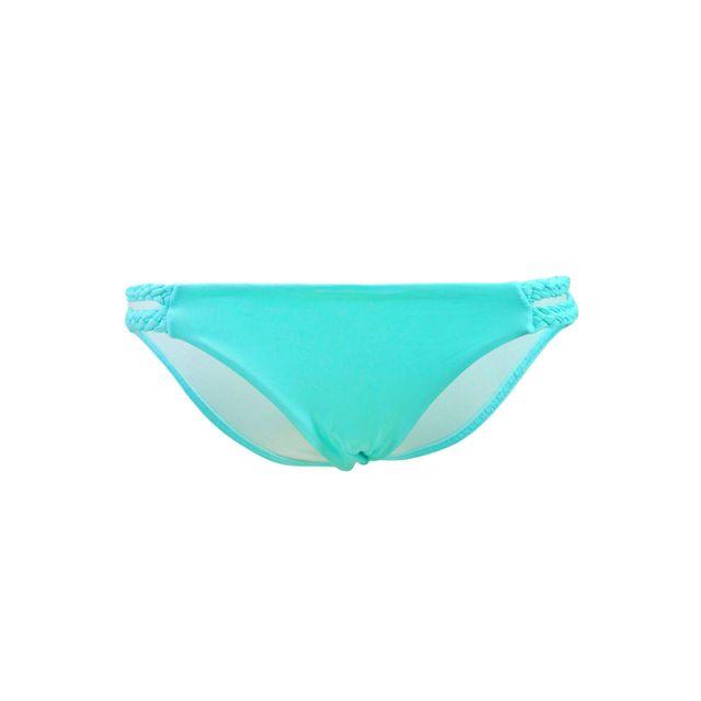 e104e742da013 Carlabikini - Maillot de bain Carla-Bikini Culotte Tanga Happy Oceandeep  Turquoise