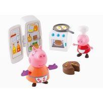 PEPPA - La cuisine de avec 2 personnages - PPC07