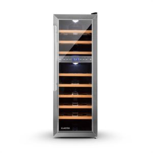 klarstein reserva 27d cave vin frigo vin multi. Black Bedroom Furniture Sets. Home Design Ideas