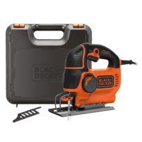 Black & Decker - Ks901PEK Scie sauteuse pendulaire 620W Coffret