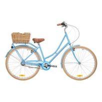 Reid - Vélo Deluxe 3 vitesses bleu femme