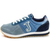 Joma - Run C200 Bleu Et Blanc