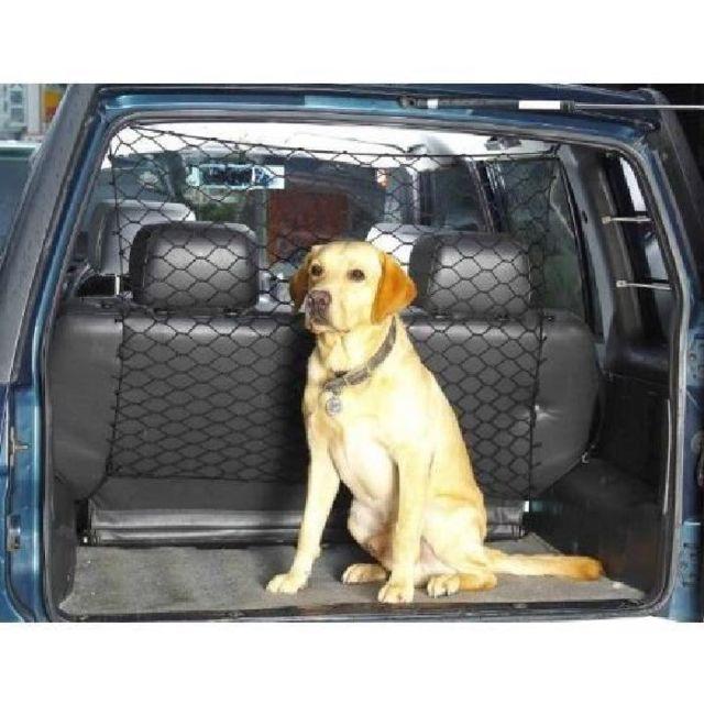 657 Filet pare chien Universel 125 x 58 cm Voiture S/écurit/é Protection