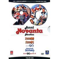 Filmauro - Anni Novanta - Nineties Volume 01 IMPORT Italien, IMPORT Coffret De 5 Dvd - Edition simple