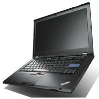 "LENOVO - ThinkPad T420s Intel Core i5 2520M 2.5 Ghz - RAM 4 Go - SSD 128 Go - DVD+/-RW - Ecran 14"" - Webcam - Windows 7 Professionnel 64 bits"
