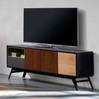 meuble hifi haut gamme achat meuble hifi haut gamme pas cher soldes rueducommerce. Black Bedroom Furniture Sets. Home Design Ideas