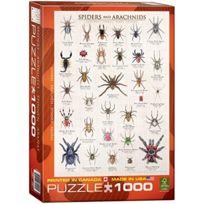 Eurographics - AraignÉES - Puzzle De 1000 PiÈCES