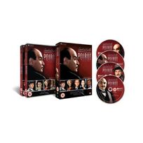 Itv Studios - Poirot Collection 8 Import anglais