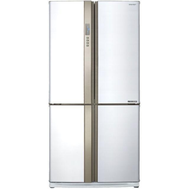 Sharp Réfrigérateur multi-portes 605L - SJEX820FWH