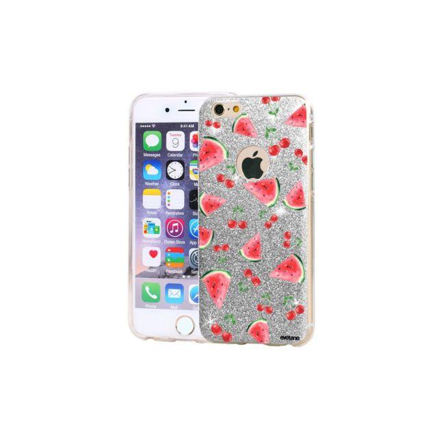 coque iphone 8 paillettes