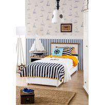 lit coffre achat lit coffre pas cher rue du commerce. Black Bedroom Furniture Sets. Home Design Ideas