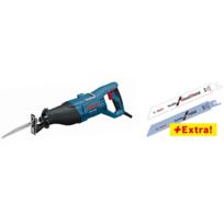 Bosch - Scie sabre électrique 1100W + 20 lames de scie sabre GSA 1100 E 0615990EC2