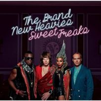 Verycords - Brand New Heavies The Sweet freaks Boitier cristal