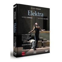 ChÂTEAU Bel Air - Elektra - Festival d'Aix en provence 2013 Digibook Livre-Blu-Ray