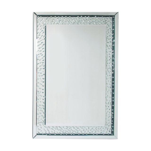 Karedesign Miroir Frame Raindrops 120x80 cm Kare Design