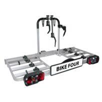 Porte-vélos plateforme 4 vélos Bike Four d