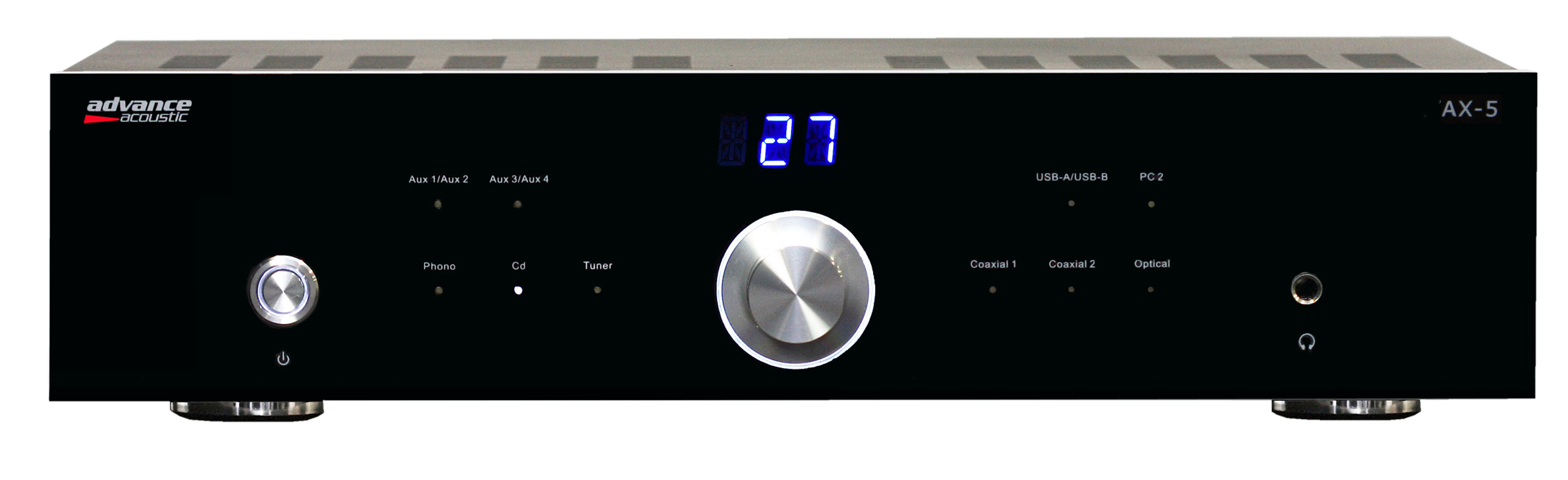 Amplificateur AX-5 stream Noir