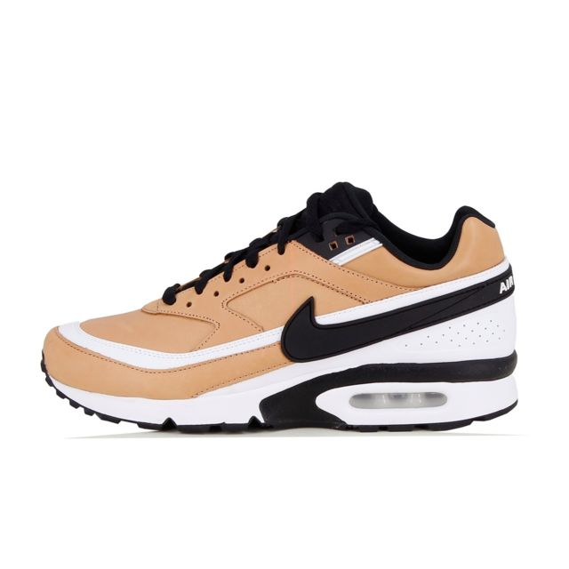 Nike - Basket Air Max Bw Premium - Ref. 819523-201 - pas cher Achat   Vente  Baskets homme - RueDuCommerce fef8817295a9
