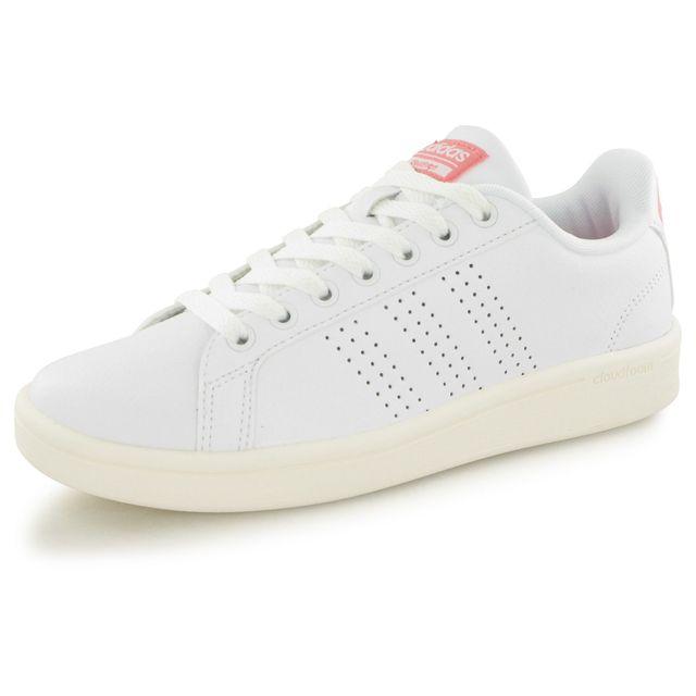 Adidas - Baskets Cloudfoam Advantage - pas cher Achat ...