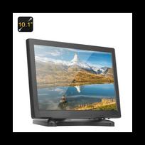 Auto-hightech - Ecran moniteur 10,1 pouces Ips 1280x800, Hdmi, Vga, Av, Haut-parleurs, 16: 9