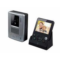 Scs Sentinel - Interphone vidéo sans fil 200M - Wdp-200 - Wdp-200