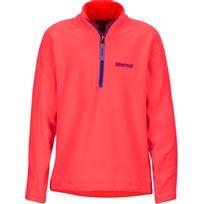 Marmot - Rocklin - Sweat-shirt - rouge