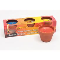 Favorit - 3 Bougies Anti-moustiques Coloris Aléatoire