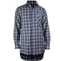 Sedetex - Chemises manches longues 100cm - Bleu