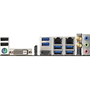 Mini-PC Evolution, refroidissement passif, Intel i5-7500T 4x 2.70Ghz max 3.3Ghz Intel Hd Graphics 630, 8Go Ram Ddr4 2133Mhz, 250Go Ssd, 1To Hdd, Dvd-rw, Usb 3.0, Wifi, Bluetooth, Full Hd 1080p. Unité centrale avec Windows 10 64 Bit_3
