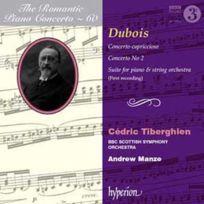 Hyperion - Théodore Dubois - Concertos pour piano