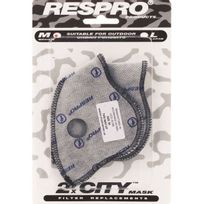 Respro - filtre pour masque Anti-pollution City Mask moto scooter - Ma006