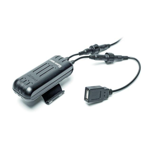 Chargeur Universel USB Werk sur dynamo batterie tampon