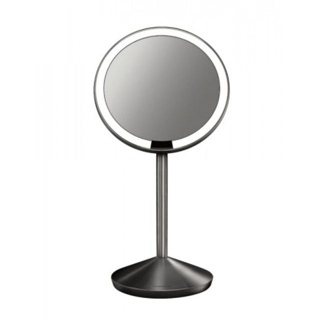 simplehuman miroir grossissant lumineux x st with miroir. Black Bedroom Furniture Sets. Home Design Ideas