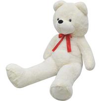 Vidaxl - Ours en peluche doux Xxl 150 cm blanc