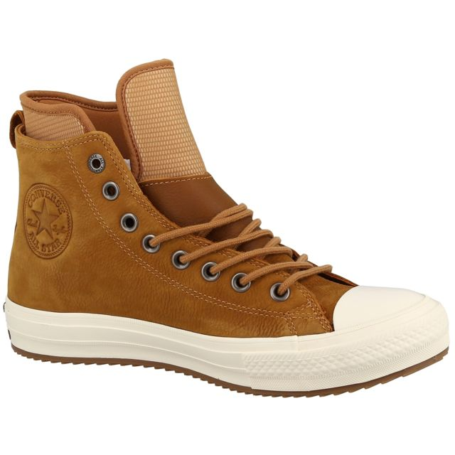 Converse - Chuck Taylor All Star Wp Boot Hi - pas cher Achat   Vente ... 6ec259fa458