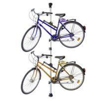 Autre - Support de vélo télescopique pour 2 vélos réglable 160-340 cm 3413011