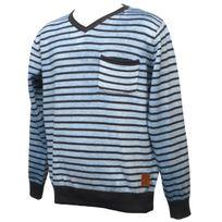 Nameit - Pull fin Name it Kristian blue pull jr Bleu 69071