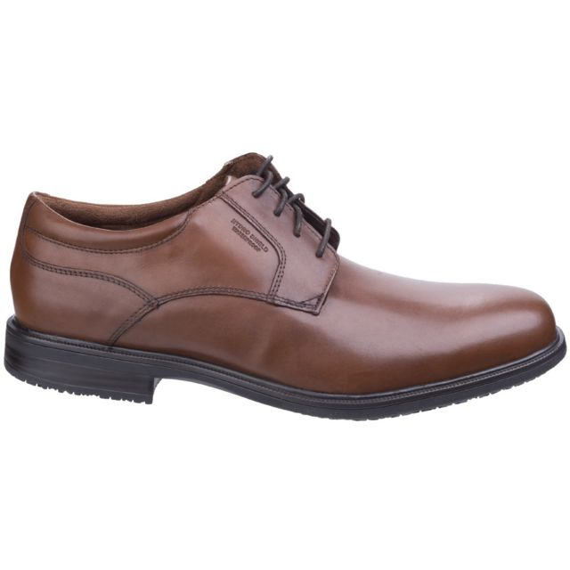 Rockport Derbis Essential - Homme 43 Fr, Marron Utfs5445