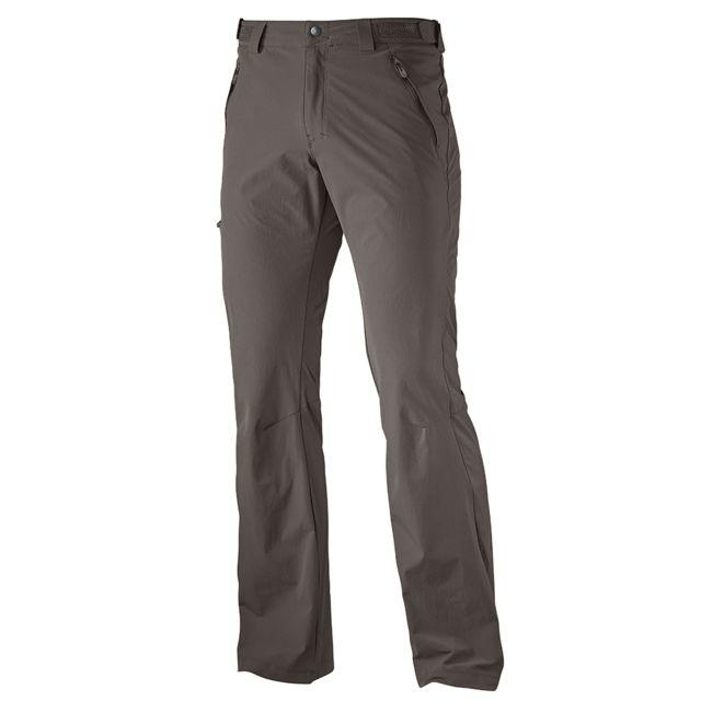 f9313c5c1497ce Salomon - Pantalon de randonnée Wayfarer Pant M 46 - pas cher Achat   Vente  Pantalons, pantacourts - RueDuCommerce