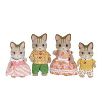 SYLVANIAN FAMILIES - Famille Chat tigre - 5180