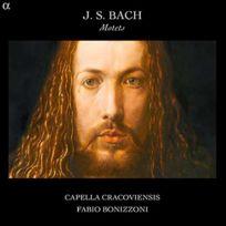 Alpha - Johann Sebastian Bach - Motets Boitier cristal