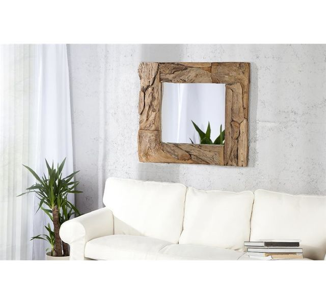 CHLOE DESIGN Miroir design IHSAN - Bois