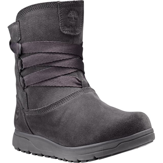 Timberland Leighland Cher On Pull Wp Bottes Pas Femme Marron hrxQdCst