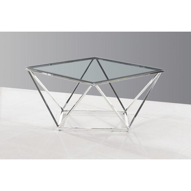Giovanni Table Basse Pyramide
