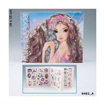 Kontiki - Album Stickers Fantasy - Top Model
