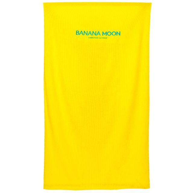 Banana Moon Drap De Plage Towely Plain Jaune Banana Moon 0cm X
