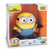 LES MINIONS - Peluche Sing and Dance - Bob - 31009
