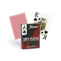 Fournier - 2800 Poker Jumbo Rouge